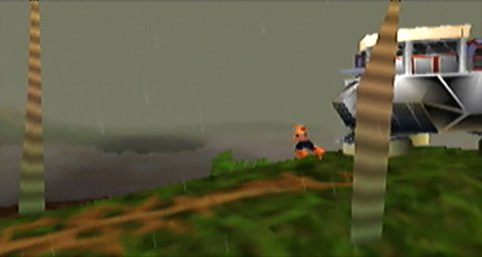 Adam Drake, one of the N64 heroes gaming forgot, running across Java 1941