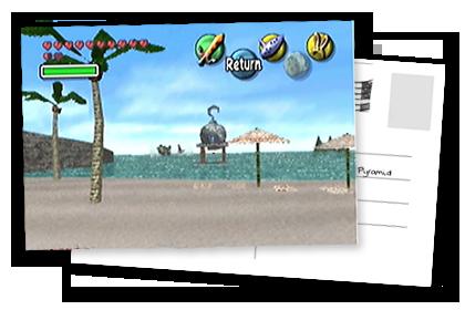 Termina Great Bay in The Legend of Zelda: Majora's Mask