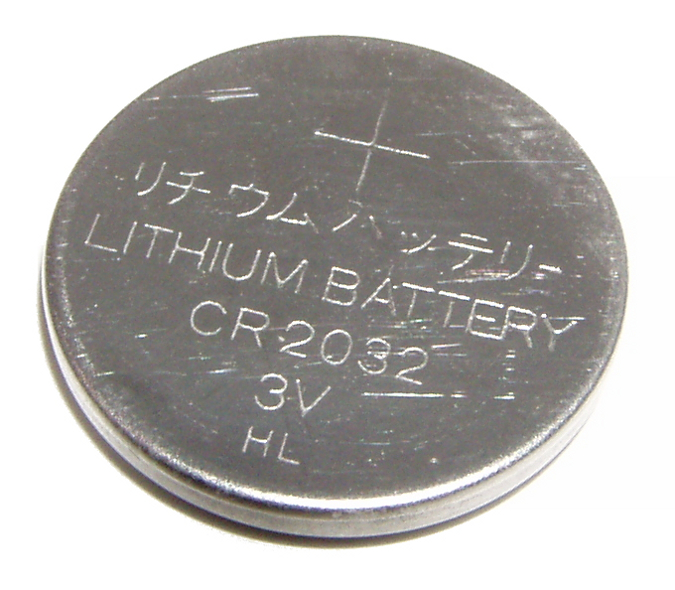A CR2032 battery is required for most N64 memory cards due to using SRAM to store N64 Controller Pak saves