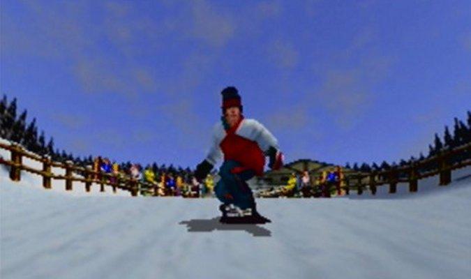 N64 snowboarding games