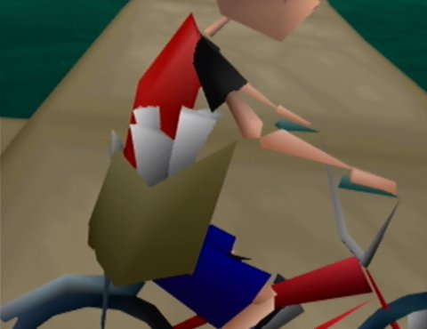 The Paperboy from Paperboy 64