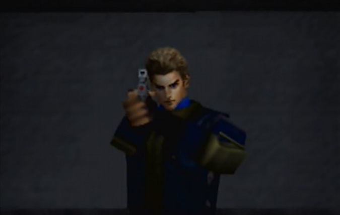 Jean-Luc Cougar, the protagonist of WinBack: Covert Operations for Nintendo 64