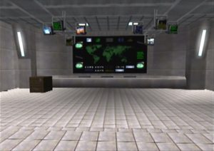 GoldenEye 007's Bunker mission on Nintendo 64 - GoldenEye 007 hi-res patch
