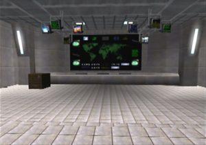 GoldenEye 007's Bunker mission on Nintendo 64 - GoldenEye 007 hi-res patch