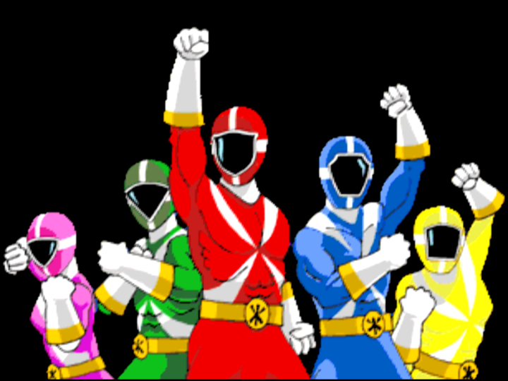 Power Rangers Lightspeed Rescue review artwork