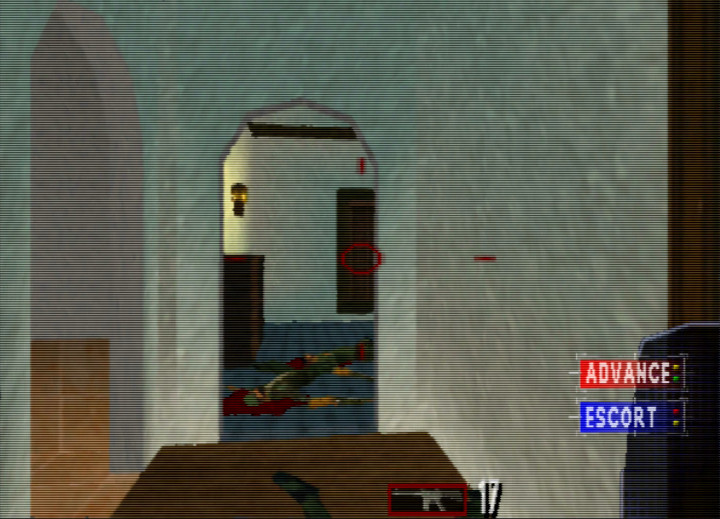 Sun Devil mission from Nintendo 64 game Tom Clancy's Rainbow Six.