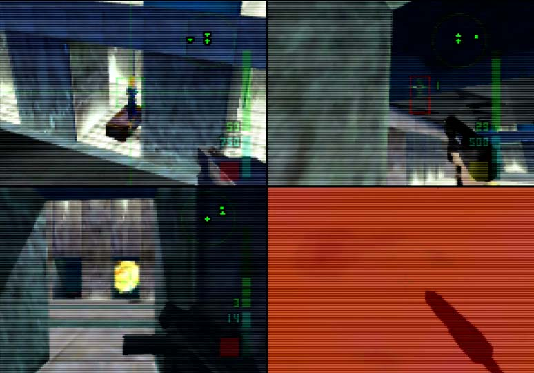 Perfect Dark (Nintendo 64) - number one in our list of best N64 multiplayer games