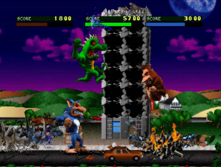 rampage-world-tour-n64-three-player-coop - N64 Today
