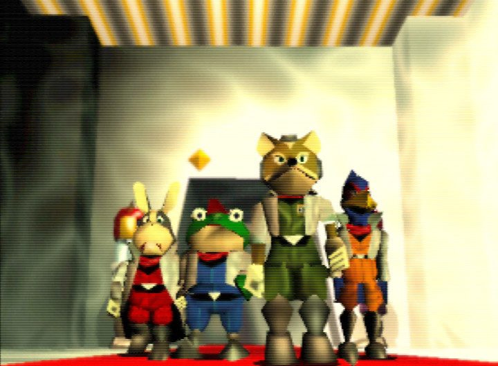 Star Fox 64 quiz - which character are you?