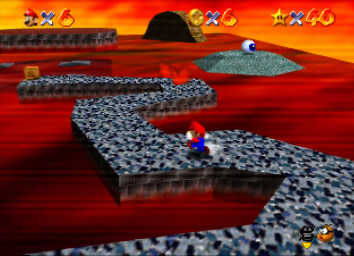 Could navigating Super Mario 64's 3D environments improve your brain function?