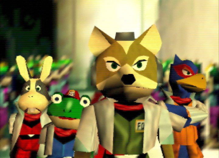 The Star Fox 64 team