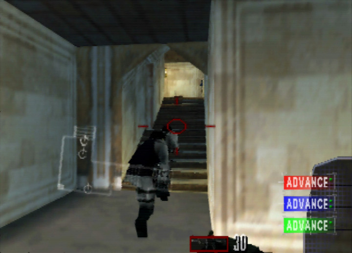 AI operatives lead the way in Tom Clancy's Rainbow Six for Nintendo 64