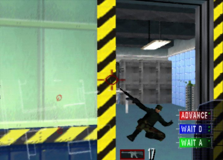 Tom Clancy's Rainbow Six (N64 version)