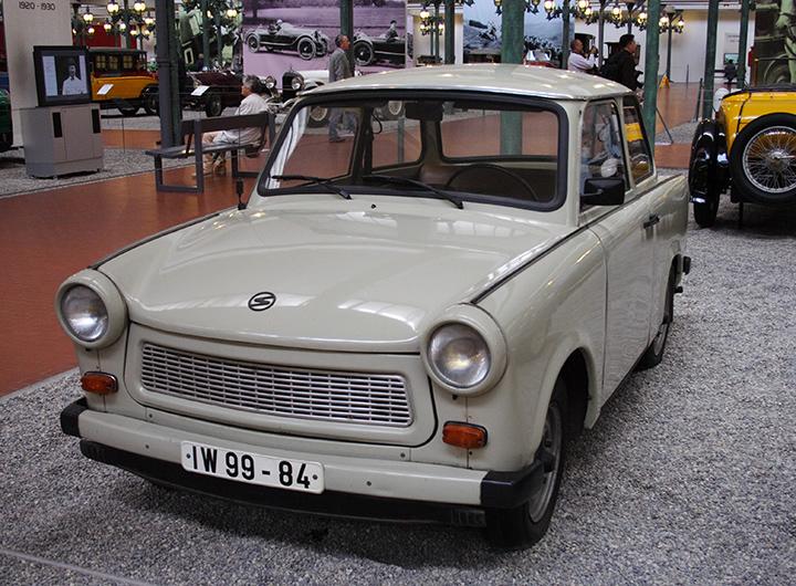Trabant 601 Mulhouse
