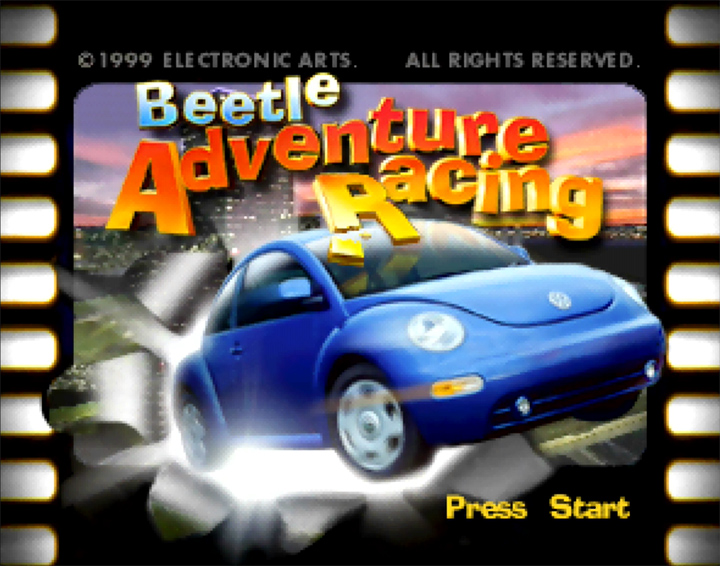 Beetle Adventure Racing - one of the most underrated N64 games.