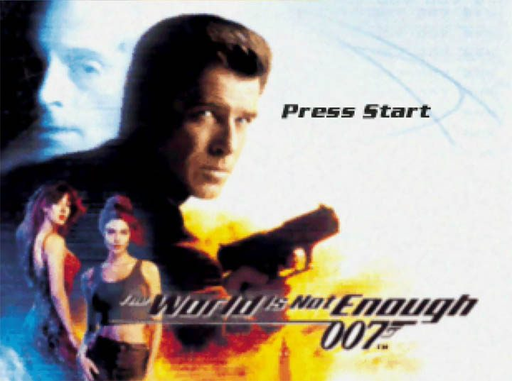 007 the world is not enough ps1 cheats