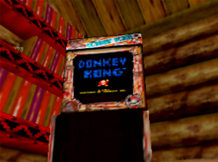 Banjo-Kazooie x Donkey Kong Country - a Rare crossover | N64
