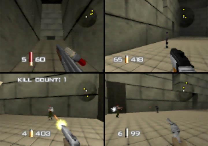 GoldenEye 007 Tournament Edition improves original game's