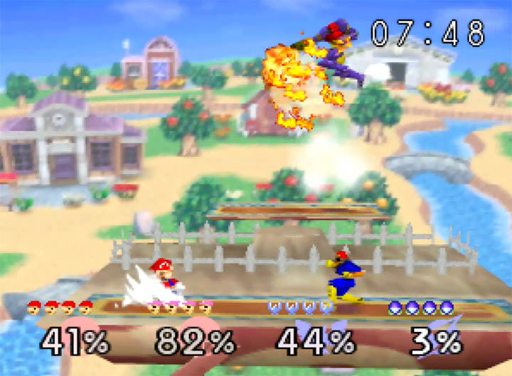 Super Smash Bros: More Stages Edition version 0 4 released