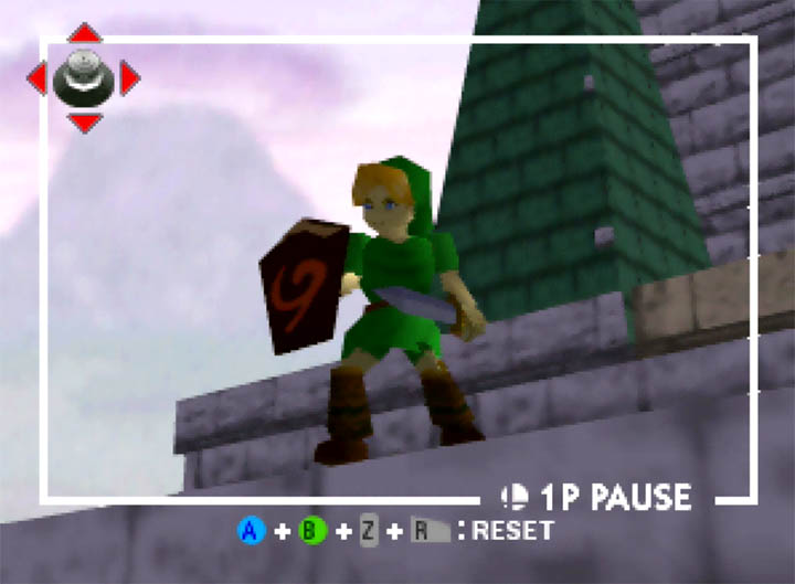 Young Link modded into Super Smash Bros  64 roster | N64 Today