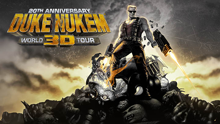 Duke Nukem 3D World Tour 20th Anniversary Edition