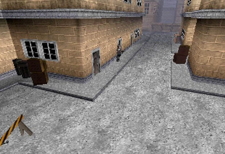 GoldenEye 007 WW2 City custom mission