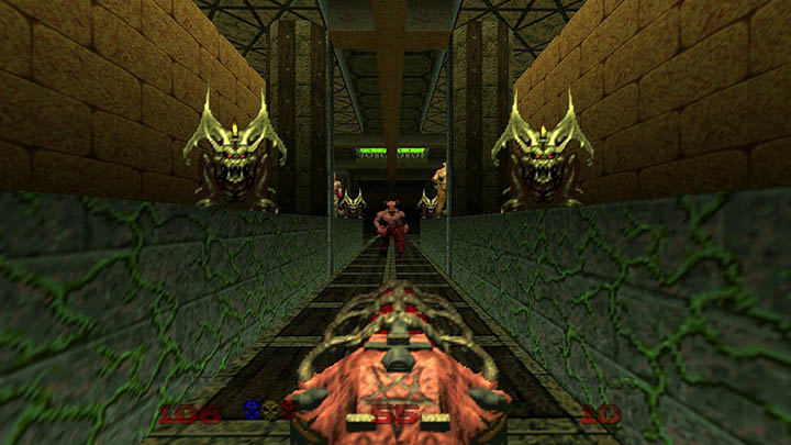 The Unmaker from Doom 64.