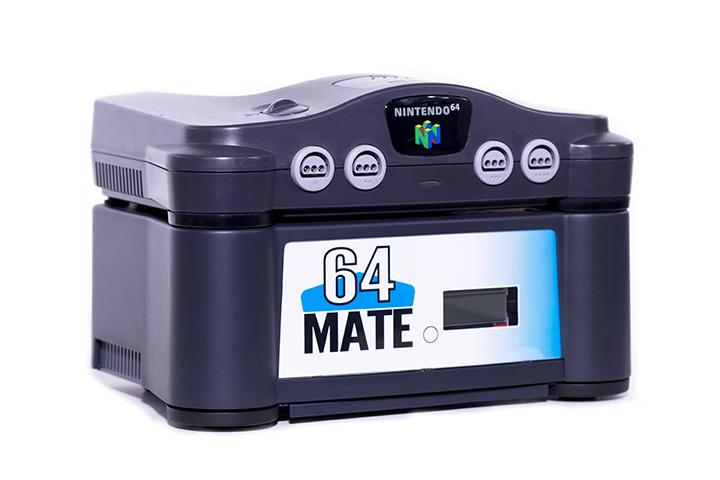 64Mate Kickstarter promo shot