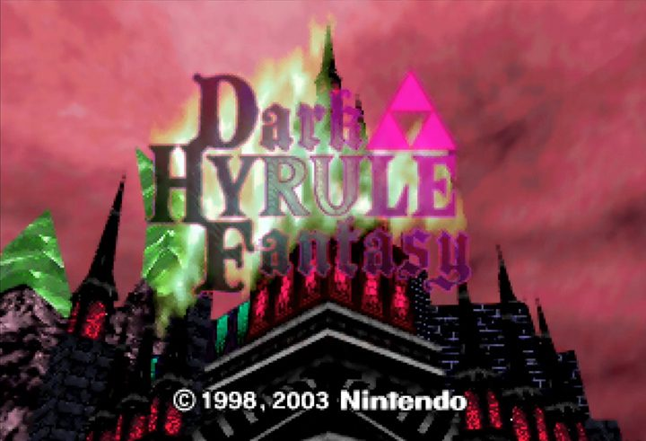 Dark Hyrule Fantasy